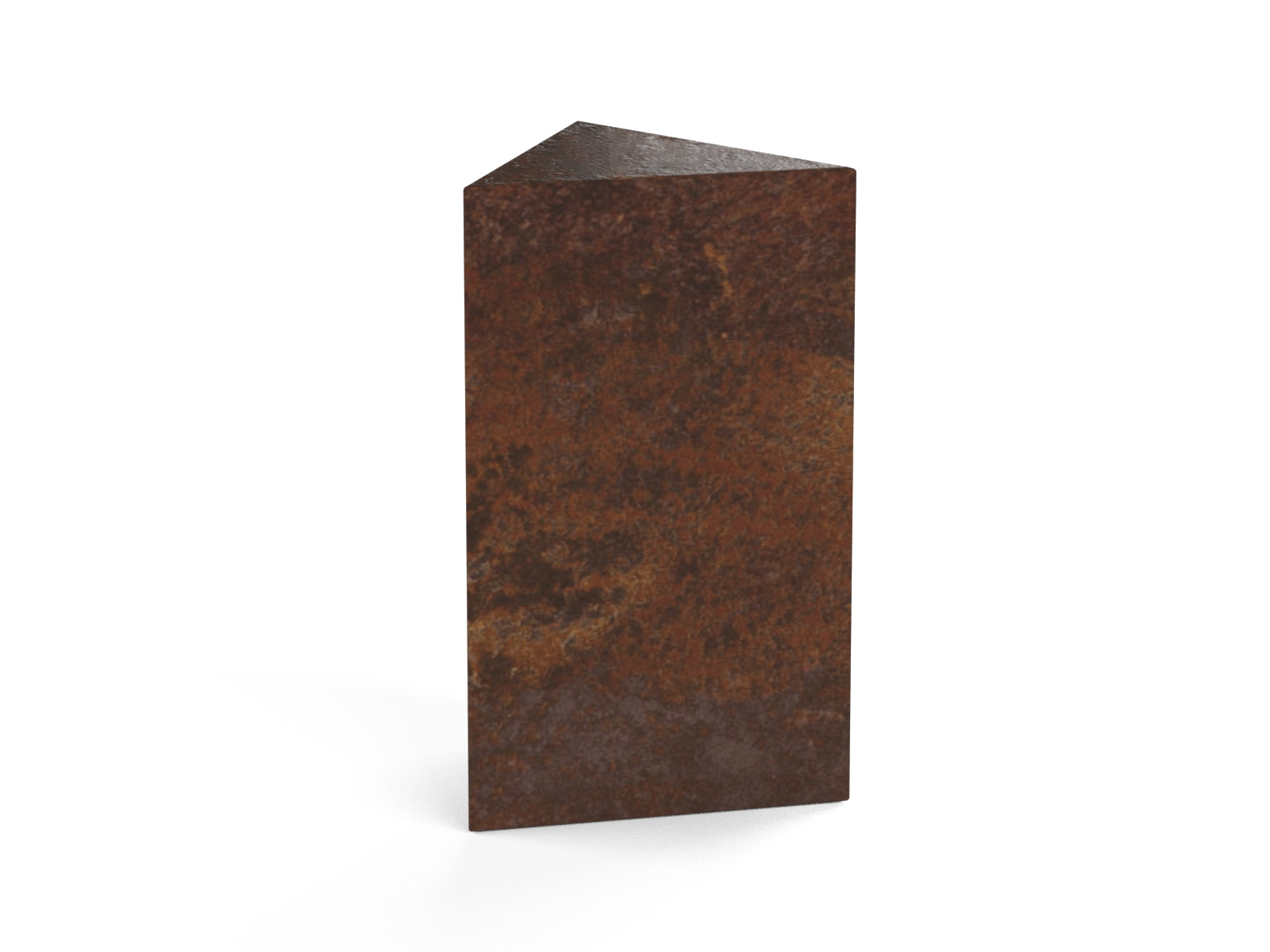 BRONZE Urn TRIANGLE